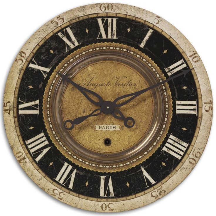 "92 best Large Wall Clocks 24"" to 60"" images on Pinterest ..."