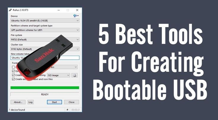 In this article we have created a list of the top 5 bootable usb tools for Windows operating system. You can create ISO files different Windows operating systems, linux distros, and create Linux Live USB drives. All these bootable usb tools have their advantages and disadvantages.