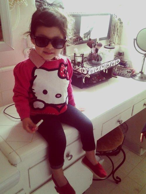 My future toddler  Hel...