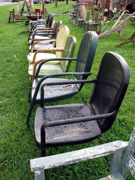 93 best metal lawn furniture images on pinterest   lawn furniture