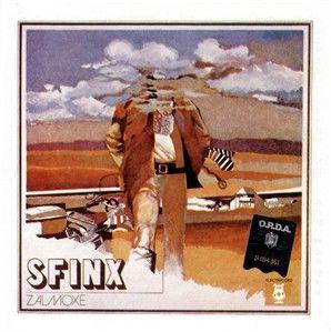 Zalmoxe (1993) de Sfinx pe CD
