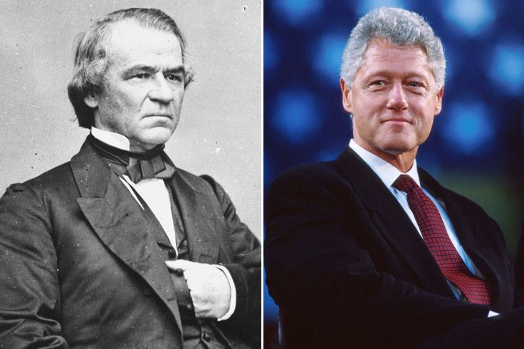 List of Presidents Who Were Impeached
