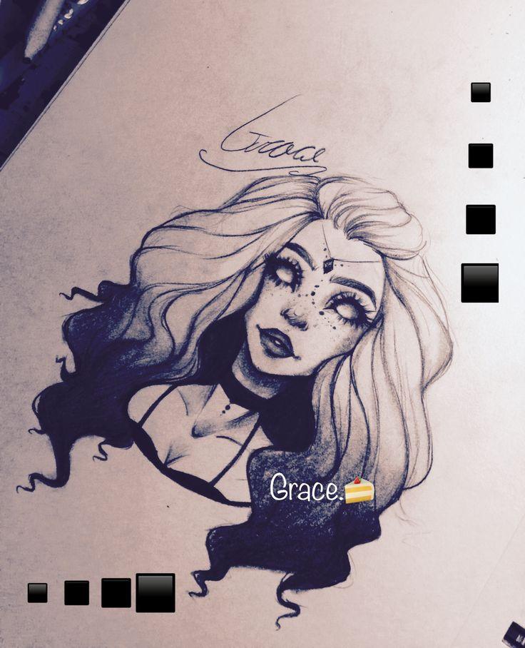 Creepy sketch :P