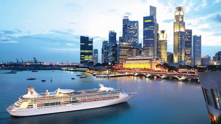 """Морской круиз """"Азиатские каникулы"""" из Сингапура, 8 ночей"""
