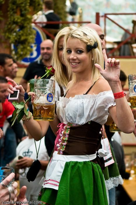 Пивной фестиваль Октоберфест-2009 (Oktoberfest) Events