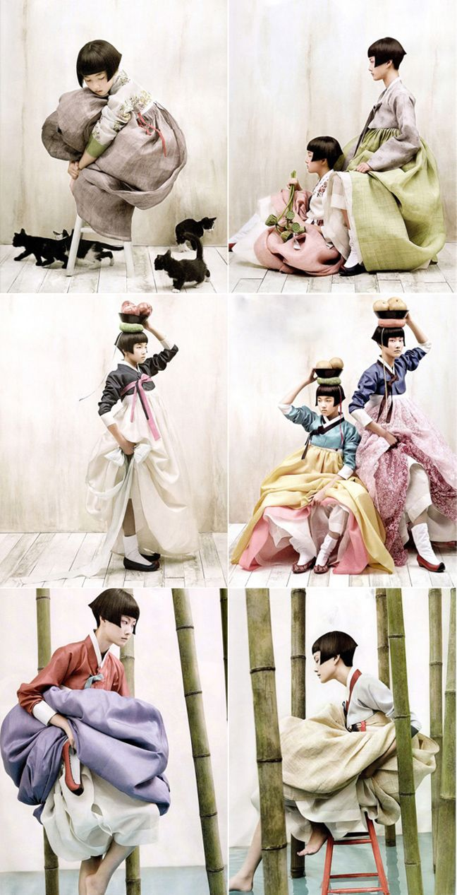 Hanbok korean-vogue-kim-kyung-soo