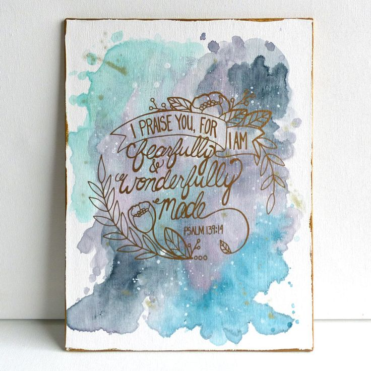 Create a beautiful watercolor wash background with Daniel Smith Watercolors and a rub on from the Prima Marketing Creating in Faith collection.