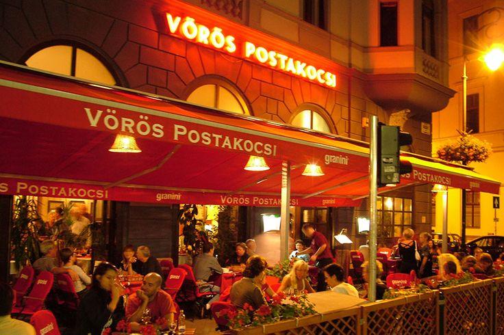 Vörös Postakocsi Étterem Az igazi autentikus magyar konyha képviselője