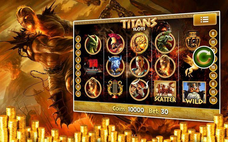 Dette er Titan-plasser. #casinoonline #kasinonorsk