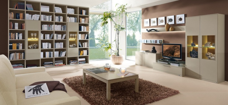 Various Pictures of Modern Living Rooms: Modern Modular Bookcase For Modern Living Room ~ Living Room Inspiration