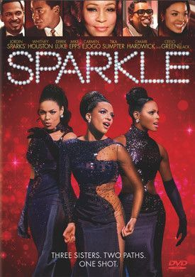 Sparkle Movie Poster 27X40 Used Carmen Ejogo, Mike Epps, Lynn Anderson, Curtis Armstrong, Tamela J Mann, Omari Hardwick, Michael Beach, Derek Luke, Whitney Houston