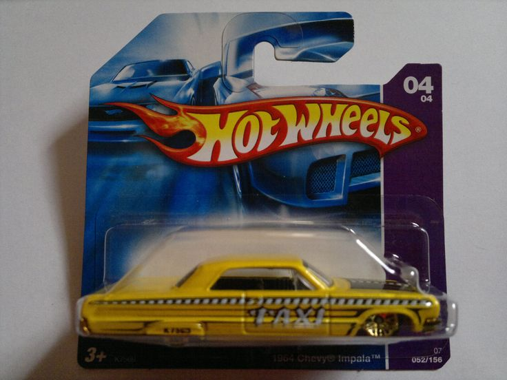 2007 - CHEVROLET Impala ´1964 (Hot Wheels)