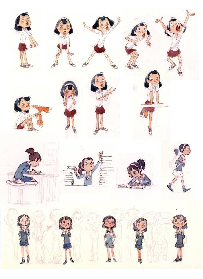 Little Girl by Mark Osborne