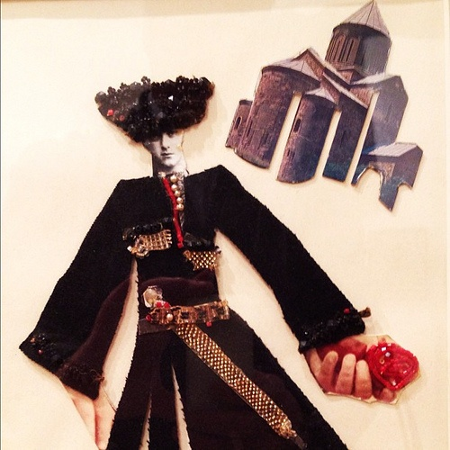 Collage by Parajanov #art