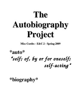 Pinterest autobiography writing autobiography project and biography