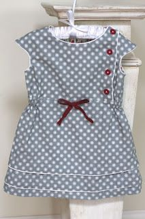 Climbing the Willow: flip this pattern: oliver & s roller skate dress