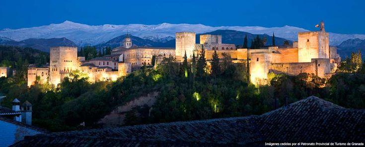 Entradas Alhambra Granada y Visita Guiada con Transporte