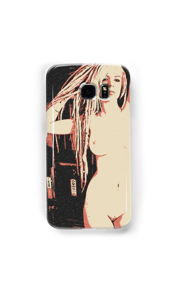 """""""Hot Rasta, Sexy Girl Naked"""" Samsung Galaxy Cases & Skins by piciareiss 