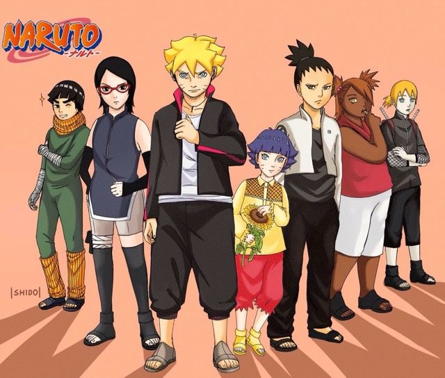 Naruto Fanart Rookie 9 Pics: 70 Best The Rookies Images On Pinterest