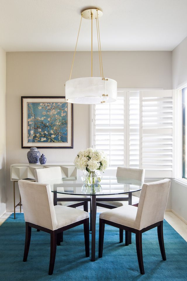 Teal Gray White Transitional Dining Nook Traditional Dining Rooms Transitional Dining Room Dining Room Design