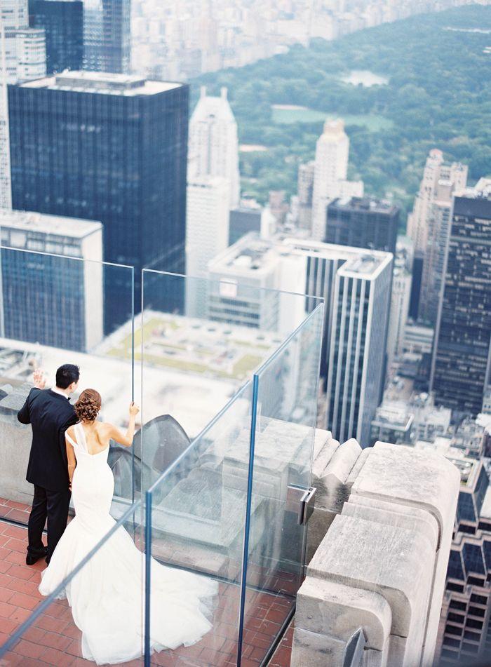 Dachterrassen öffnen den Blick auf die Welt