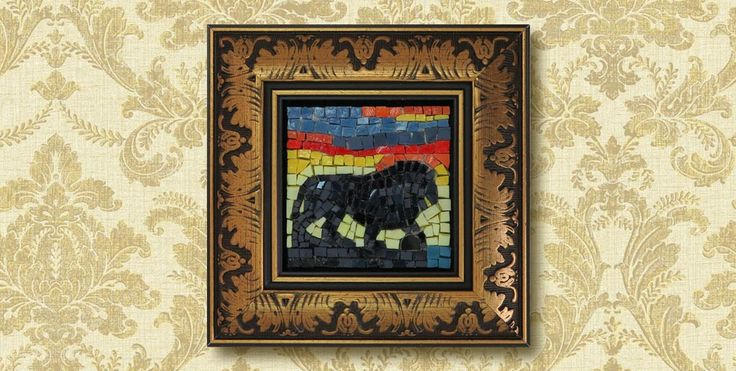 Черный лев. Санкт -Петербург