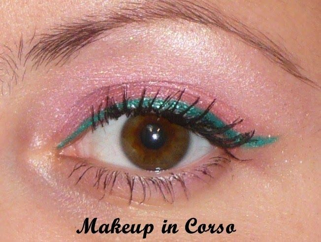 Eyeliner waterproof 02 keep calm and go to the beach! Beach Cruisers Essence http://makeup-incorso.blogspot.it/2014/05/eyeliner-waterproof-02-keep-calm-and-go.html