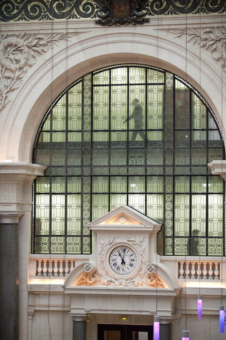 Siège du Comptoir National d'Escompte de Paris, rue Bergère, Paris