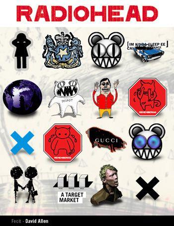 Radiohead. Tattoo ideas