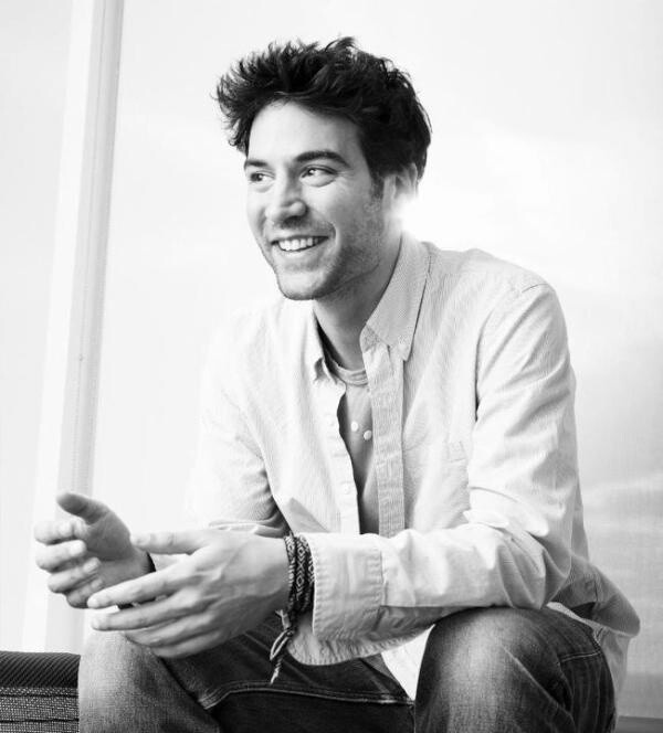 Josh Radnor. Perfect guy.