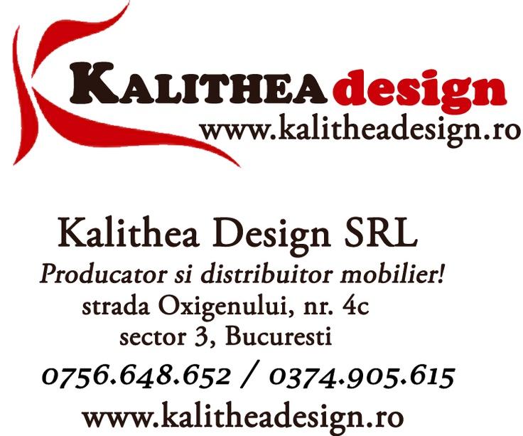 Mobila - mobilier - kalithea design