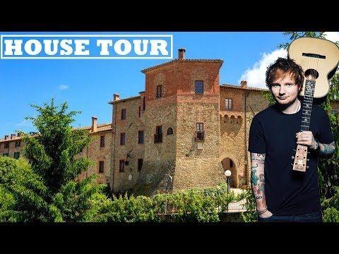 Ed Sheeran's House Tour 2017 (Inside & Outside)