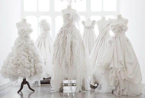Snow Queen's wardrobe