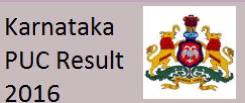 karresults.nic.in-Karnataka PUC 12 Result 2016-KSEEB SSLC Exam Results-+2