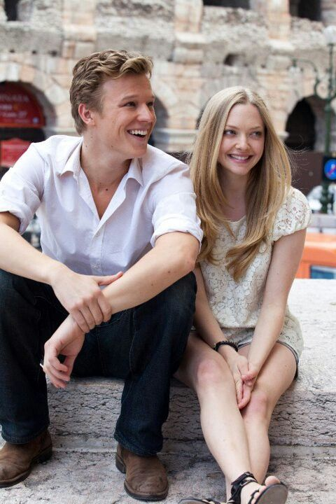Looking cute together. - Letters to Juliet