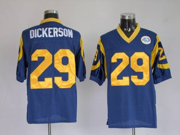 cheap for discount 6cd65 37035 authentic eric dickerson mens throwback jersey st. louis ...