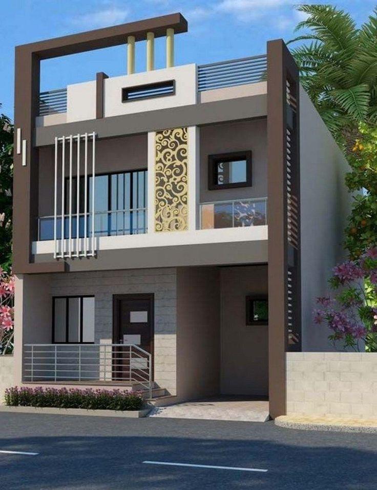 Minimalist House 85 Design: Modern Minimalist House, Bungalow House Design, Small House