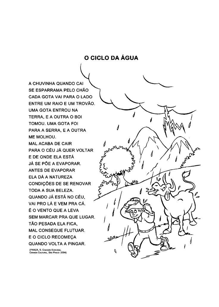 Letras de músicas e poemas das datas comemorativas de Março - Só Atividades