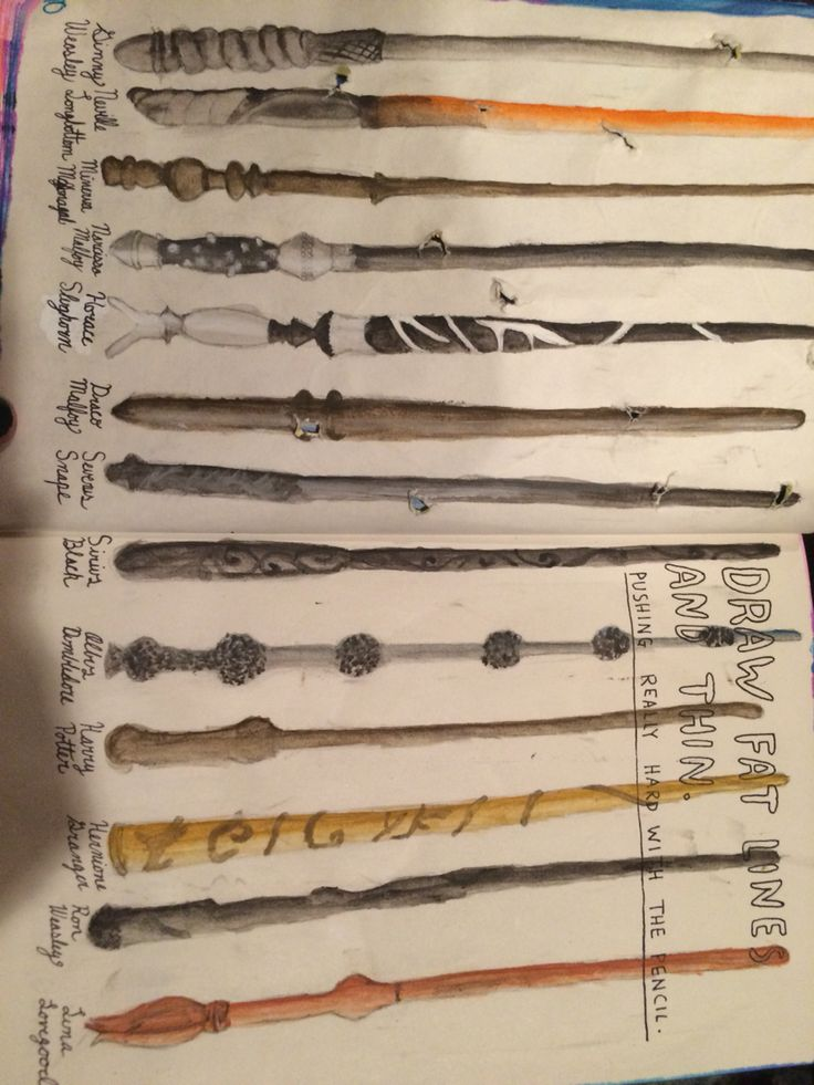 The Wands Suit Tarot Cards Meanings In Readings: WRECK THIS JOURNAL 6.) Draw Fat Lines And Thin. For This