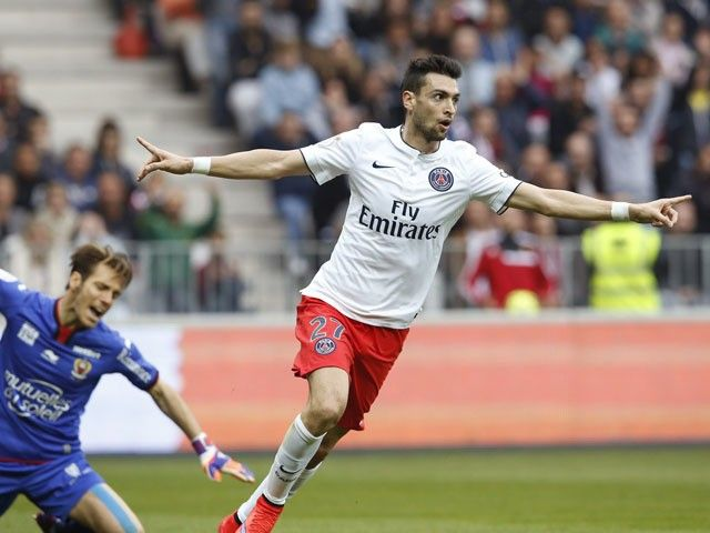 Report: Barcelona preparing Javier Pastore bid