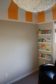 Viva Cindy: DIY Picture Ledge Shelves