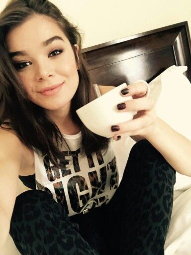 Hailee Steinfeld - amazing girl, amazing voice, and our Pitch Perfect legacy~