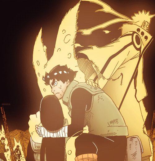 Naruto & Rock