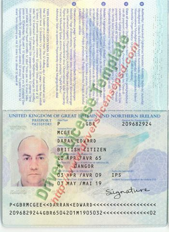 8 best Passport PSD images on Pinterest Passport, Template and - passport consent forms