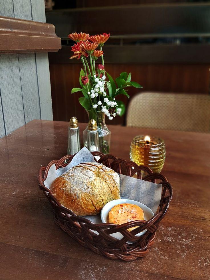 """Complimentary Bread"", Olivier, Jakarta"