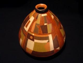 Fusiòn de ceràmica y pintura