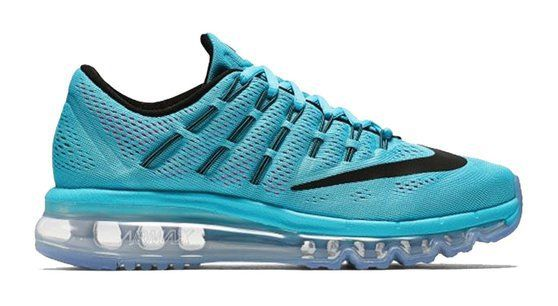 $270.57 - Nike 2016 Womens Air Max - Blue/Pink - Size 11 #shoes #nike #2016