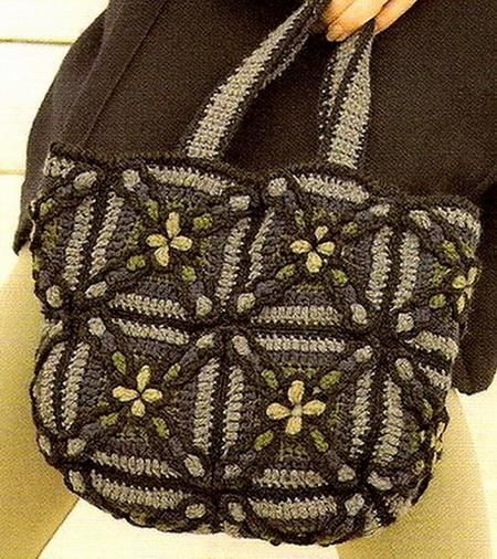 Stylish Easy Crochet: Crochet Handbag - Luxury Handbag for Women