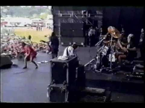 Here is something that I discovered some days ago. It is something people always thought It wouldn't exist but it does. A TV proshot of a Tool Live performance, recorded during the Undertow-Days with multi-cam-mix from above the crowd, behind the drumkit, in front of the mic and all this stuff. It's only this one song but it's worth it. Enjoy  Vi...