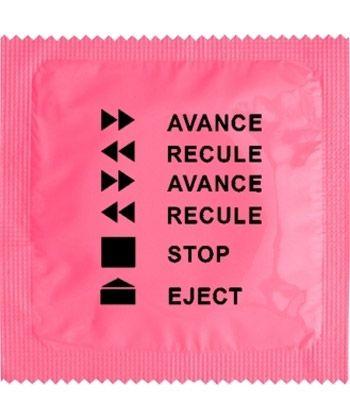 Callvin Avance Recule. #préservatif #Condozone